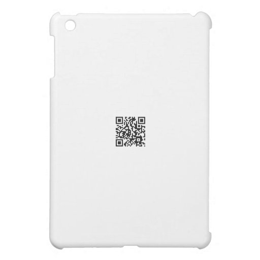 Caso del iPad del código de la locura QR de Moondi