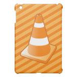 Caso del iPad del cono de la seguridad de tráfico