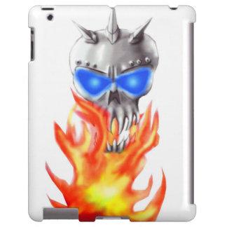 Caso del iPad del cráneo del hierro