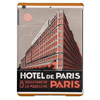 Caso del ipad del De París del hotel