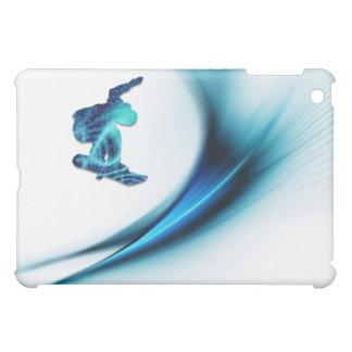 Caso del iPad del diseño de la snowboard