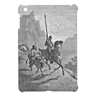 Caso del iPad del Don Quijote mini iPad Mini Carcasas