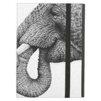 Caso del iPad del elefante africano