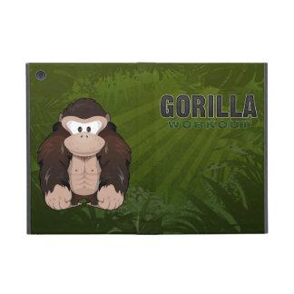 Caso del iPad del entrenamiento del gorila mini iPad Mini Carcasas