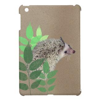 Caso del iPad del erizo del jardín mini iPad Mini Carcasa