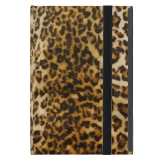Caso del iPad del estampado leopardo mini iPad Mini Cárcasa