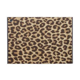 Caso del iPad del estampado leopardo mini iPad Mini Fundas