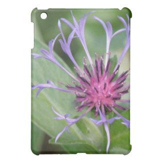 Caso del iPad del flor de la flor del botón del so