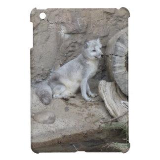 Caso del iPad del Fox gris mini iPad Mini Carcasas