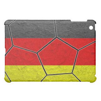 Caso del iPad del fútbol de Alemania