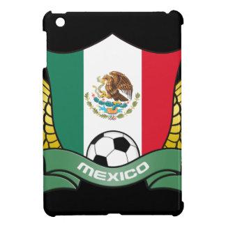 Caso del iPad del fútbol de México mini iPad Mini Cárcasas