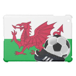Caso del iPad del fútbol de País de Gales