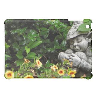 Caso del iPad del gnomo del jardín
