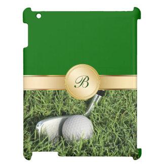 Caso del iPad del golf