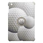 Caso del iPad del golf del monograma mini iPad Mini Coberturas