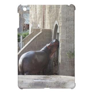 Caso del iPad del hipopótamo mini iPad Mini Protector