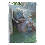 Caso del iPad del hipopótamo mini iPad Mini Funda