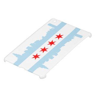 Caso del iPad del horizonte de la bandera de Chica
