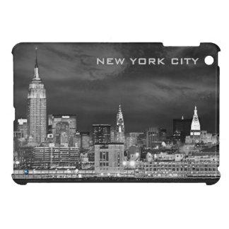 Caso del iPad del horizonte de New York City mini iPad Mini Protectores