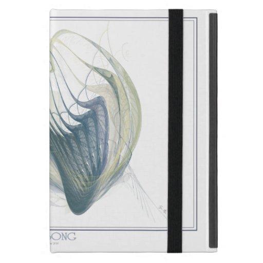 Caso del iPad del iCase de Powis de la canción de  iPad Mini Coberturas