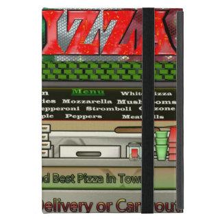 Caso del iPad del iCase de Powis de la pizza mini iPad Mini Coberturas