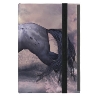 Caso del iPad del iCase de Powis del caballo mini  iPad Mini Carcasas