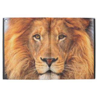Caso del iPad del león favorable