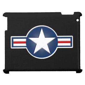 Caso del iPad del logotipo de la fuerza aérea