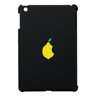 caso del ipad del logotipo del limón mini