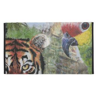 Caso del iPad del loro y del tigre