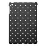 caso del iPad del lunar de los años 50 mini - blan iPad Mini Carcasas