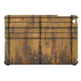 Caso del iPad del metal Panels1