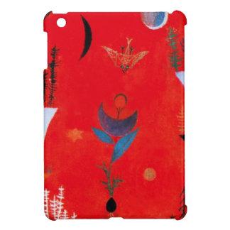 Caso del iPad del mito de la flor de Paul Klee min iPad Mini Funda
