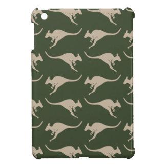 Caso del iPad del modelo del canguro mini