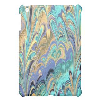 caso del iPad del modelo del papel veteado mini iPad Mini Protector
