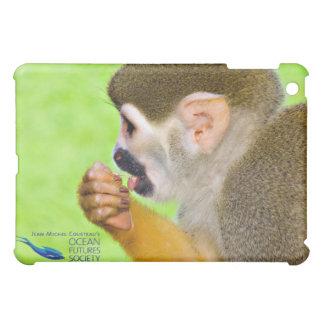 Caso del iPad del mono de ardilla