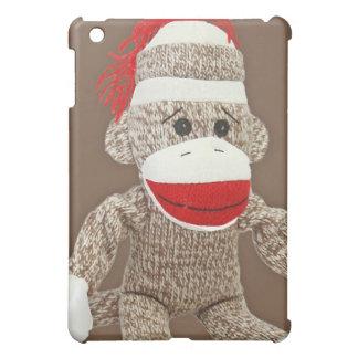 caso del ipad del mono del calcetín