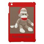 caso del ipad del mono del calcetín mini iPad mini carcasa