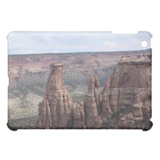 Caso del iPad del monumento nacional de Colorado