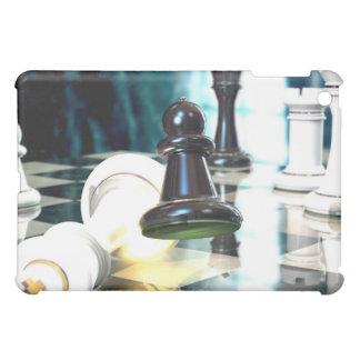 Caso del iPad del movimiento de ajedrez