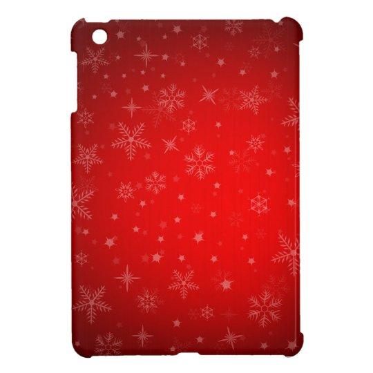 Caso del iPad del navidad mini