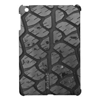 Caso del iPad del neumático del coche camión mini