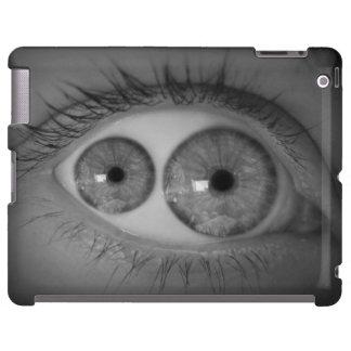 Caso del iPad del ojo del mutante