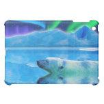 Caso del iPad del oso polar que nada y de la auror