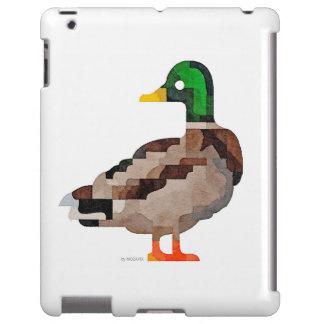 Caso del iPad del pato del pato silvestre Funda Para iPad