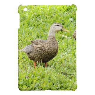 Caso del iPad del pato mini