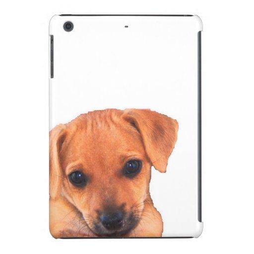 Caso del iPad del perrito Fundas De iPad Mini Retina