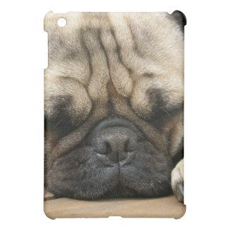 Caso del iPad del perro del barro amasado el dormi