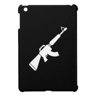 Caso del iPad del pictograma de AK-47 mini iPad Mini Carcasa