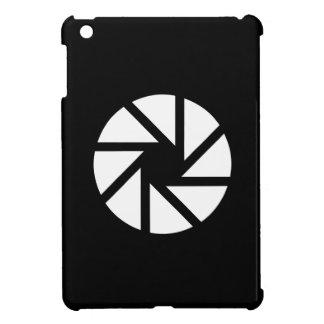 Caso del iPad del pictograma de la abertura mini